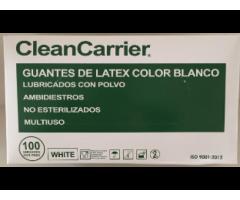 CAJA GUANTES DE LATEX