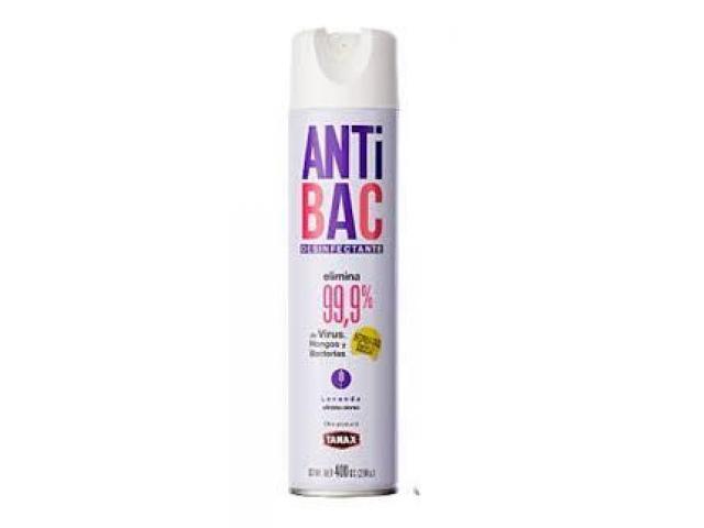 PACK 6 ANTIBAC 400 CC - Desinfectante Ambiental